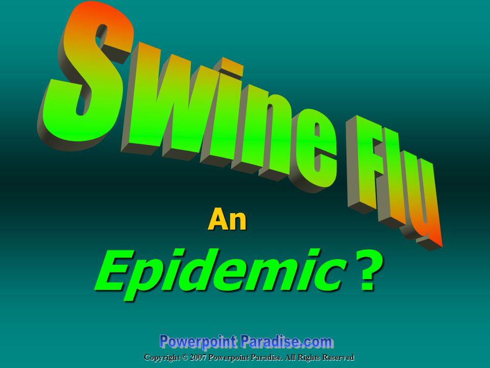Swine Flu Deaths.