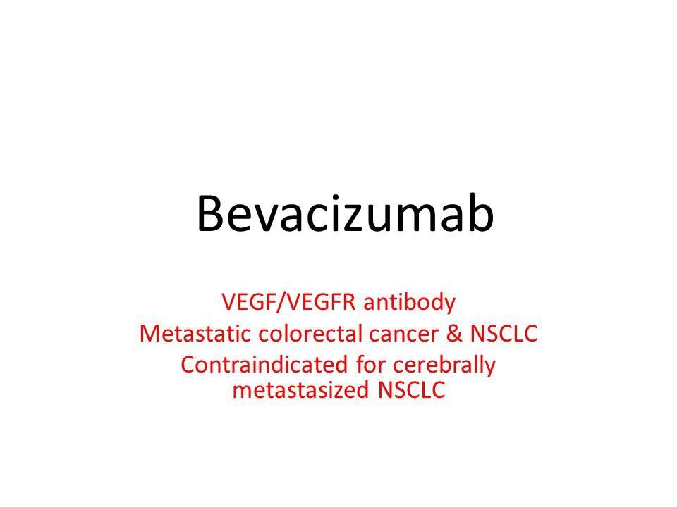 sunitinib VEGF/VEGFR inhibitor Renal cell carcinoma & GI stromal tumor