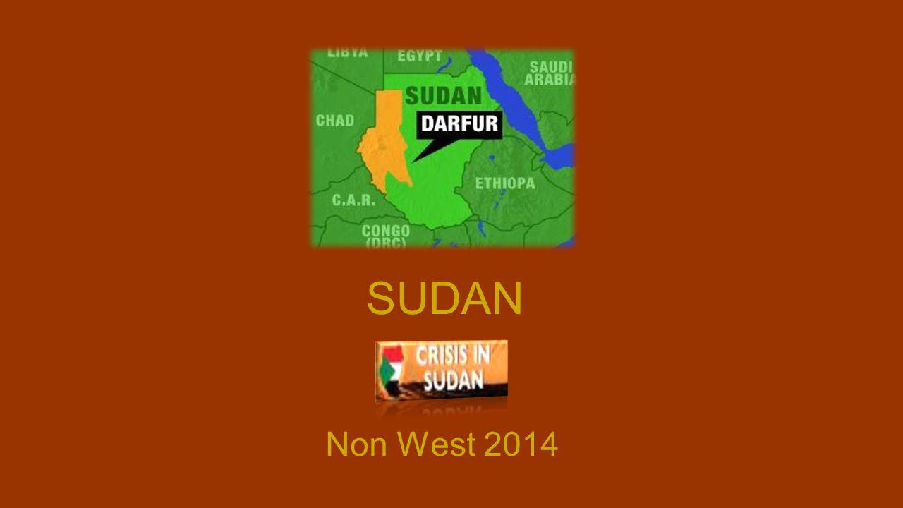 Non West 2014 SUDAN