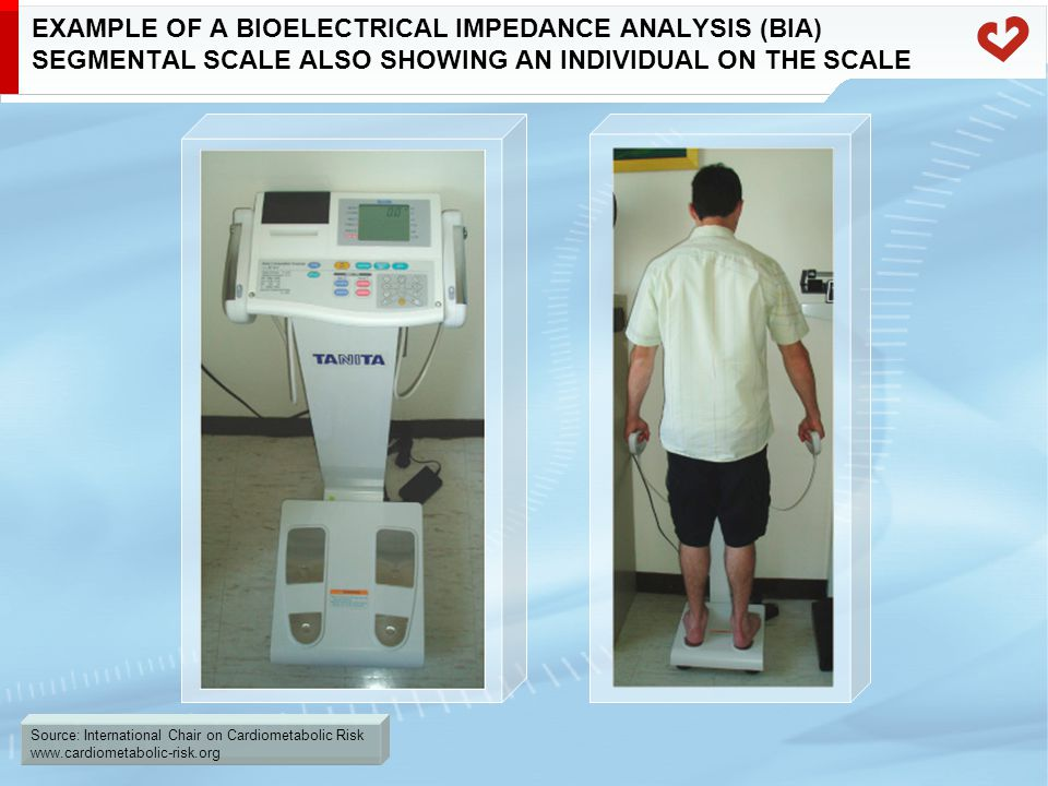 Source: International Chair on Cardiometabolic Risk www.cardiometabolic-risk.org TECHNICIAN-MEASURED WAIST CIRCUMFERENCE USING A MYOTAPE (A) OR A GULICK TAPE (B) A B