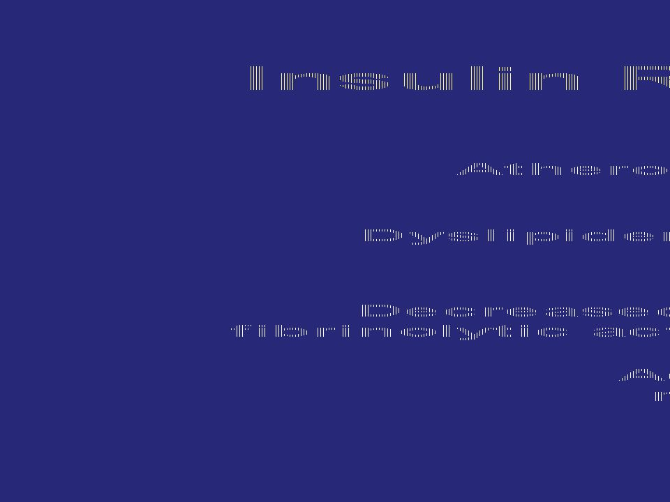 Insulin Resistance: Associated Conditions