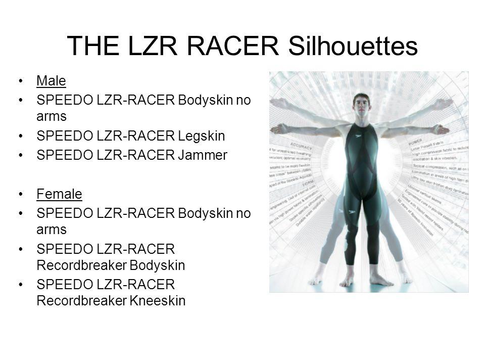 Female – LZR RACER Record Breaker Bodyskin Sizes Developed  24 (USA Only)  25  25 Long  26  26 Long  27  27 Long  28  28 Long  29