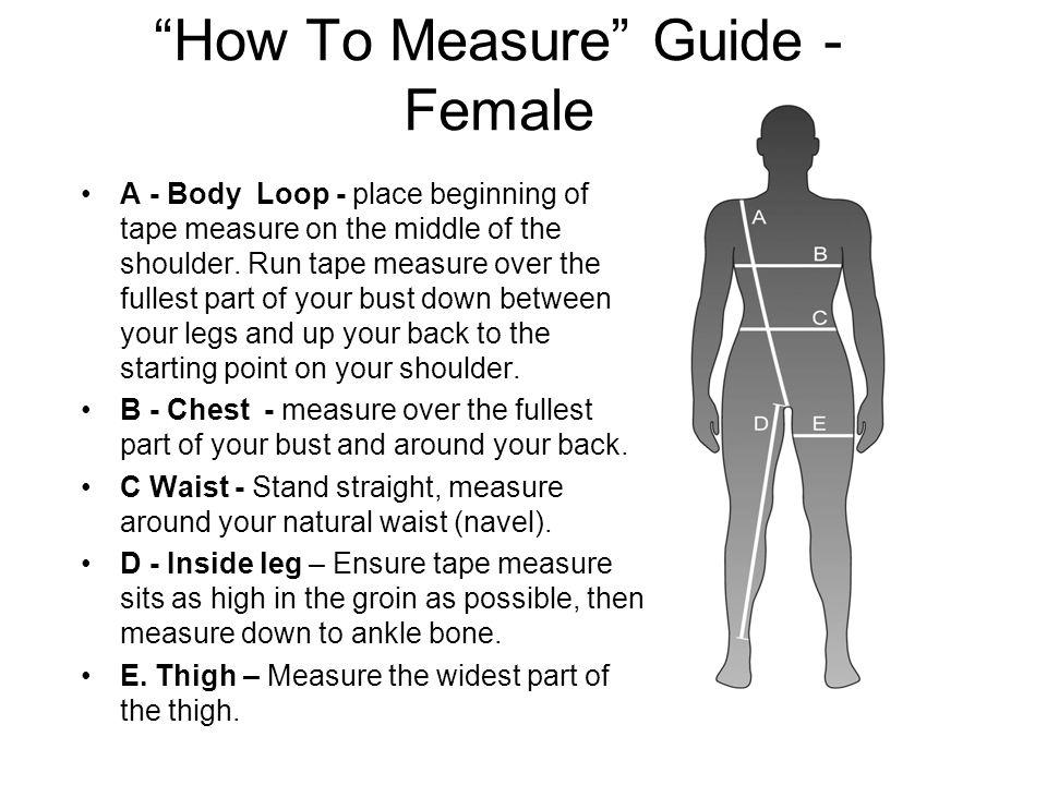 Differences Between Longs V Regulars - Female A - Body Loop.
