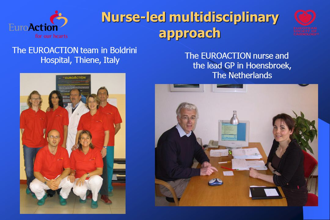 EUROACTION A European Society of Cardiology demonstration project in preventive cardiology www.escardio.org/euroaction solely sponsored by an unconditional educational grant from Astra Zeneca