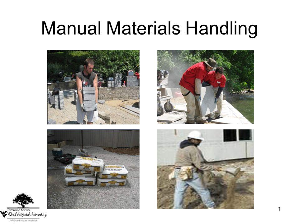 1 Manual Materials Handling