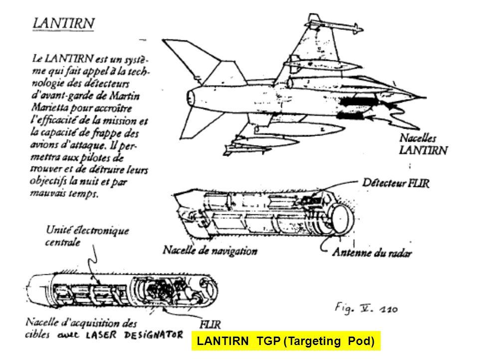 LANTIRN TGP (Targeting Pod)