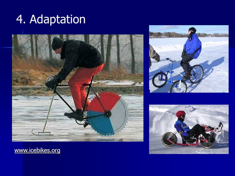 4. Adaptation www.icebikes.org