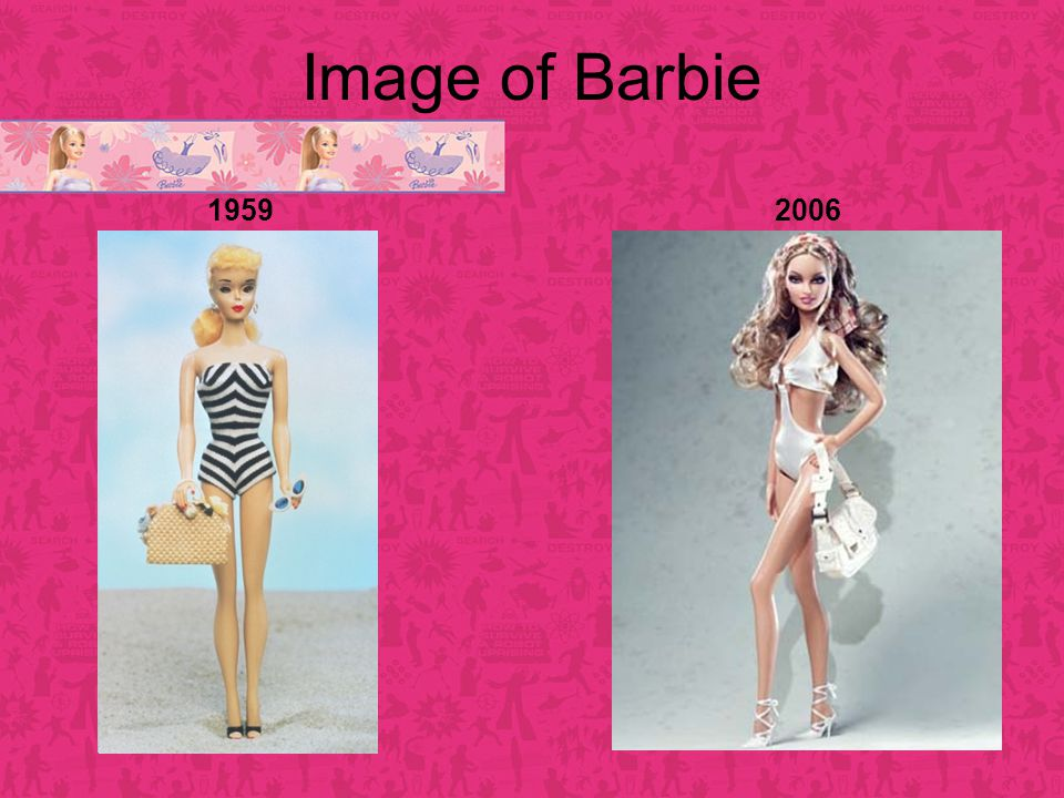 Image of Barbie 19592006