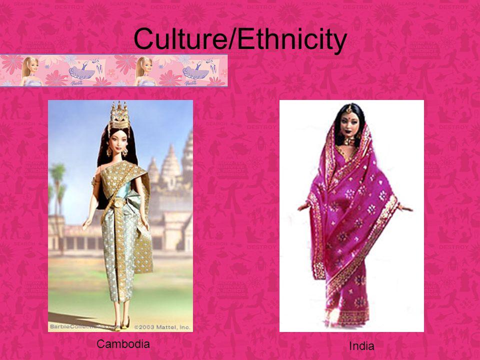 Culture/Ethnicity Cambodia India