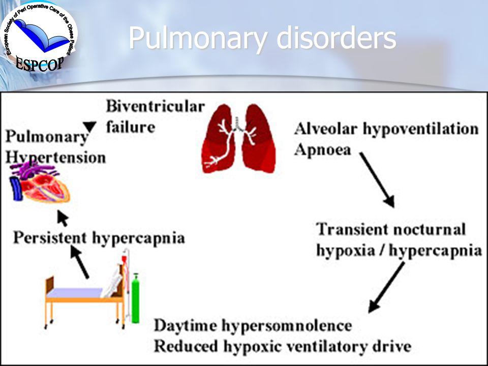 ESPCOP 14 nov 2009 Ostend JPM Pulmonary disorders