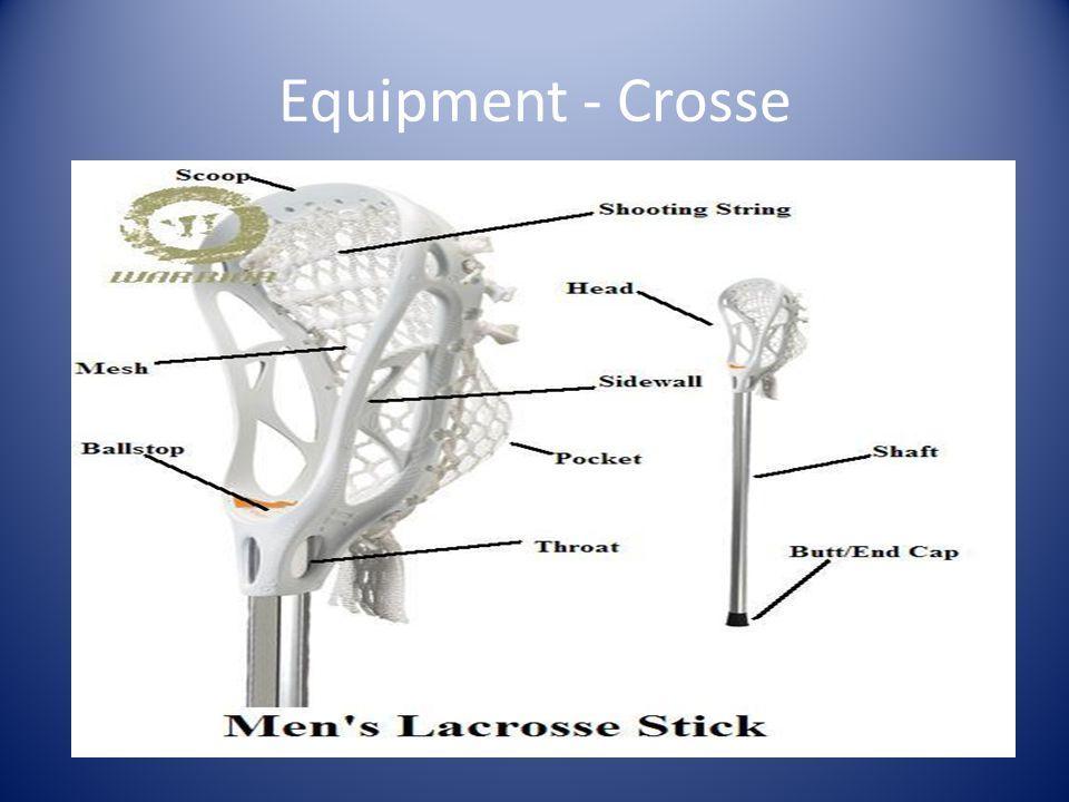 Equipment - Crosse