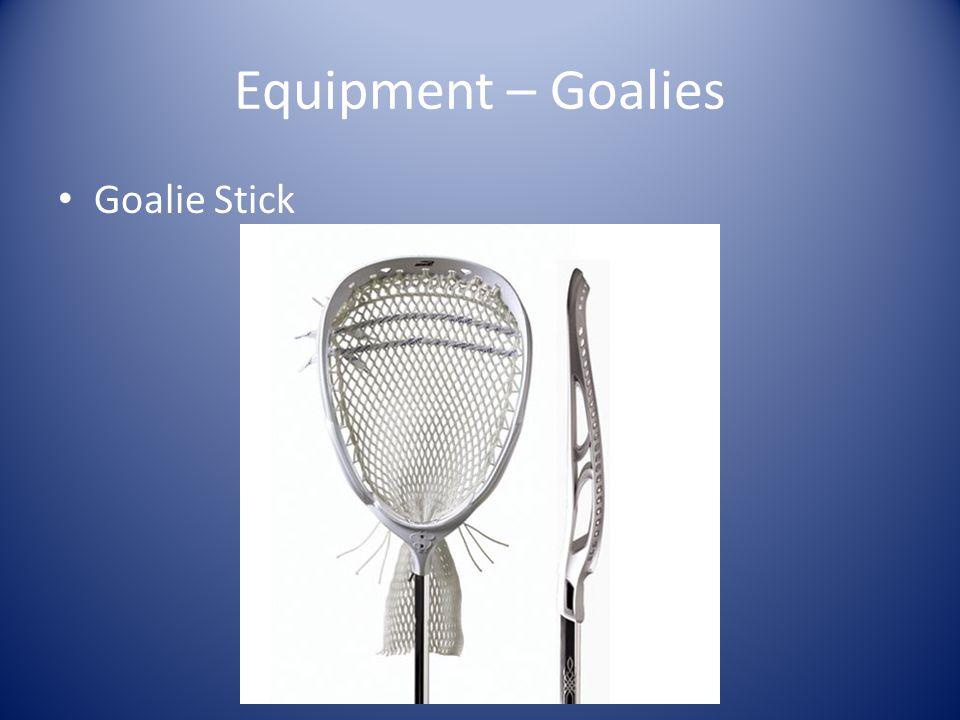 Equipment – Goalies Goalie Stick