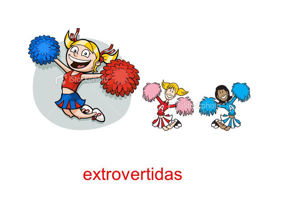 extrovertidas