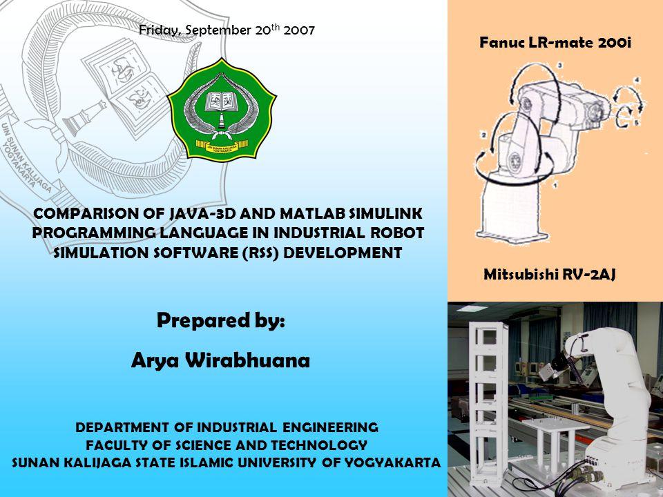 INDUSTRIAL ROBOT CONFIGURATION… SCARA Robot….