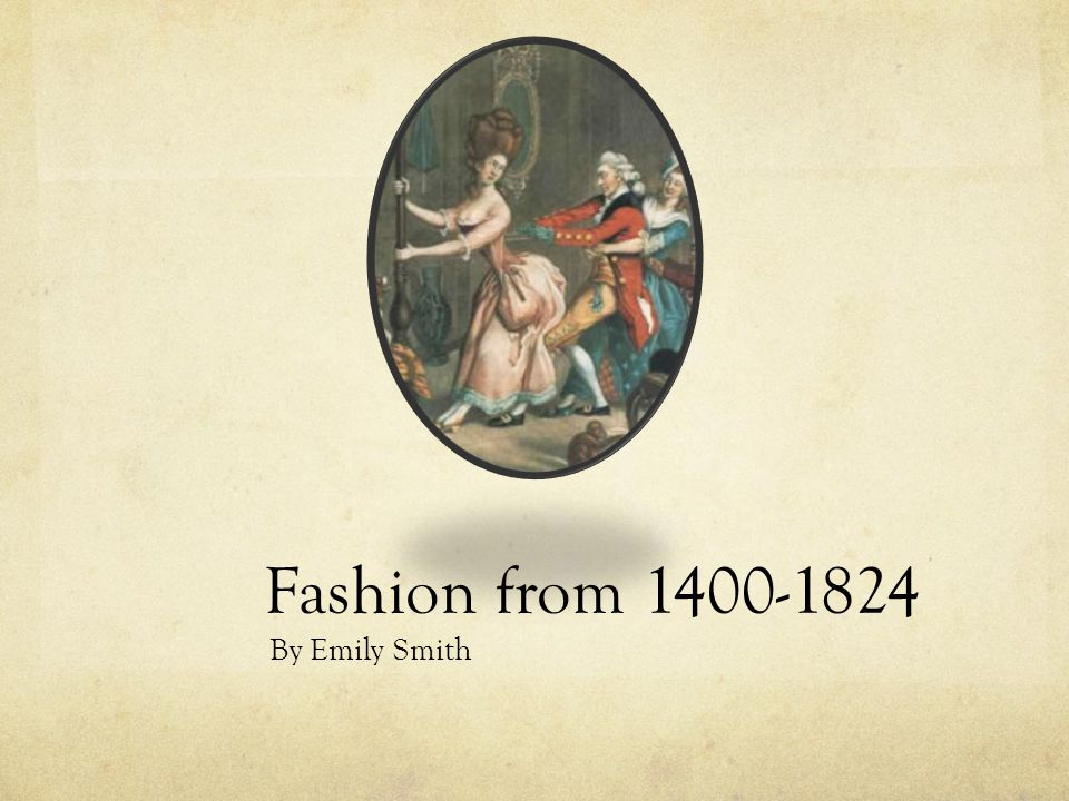1400's Women Wore long gowns with sleeves worn over a kirtle and chemise V-neck that revealed kirtle High waist with belt Hats and hair Crespine Beaded hair net, jeweler's dream Blonde hair was preferred, and women commonly bleached their hair in the sun