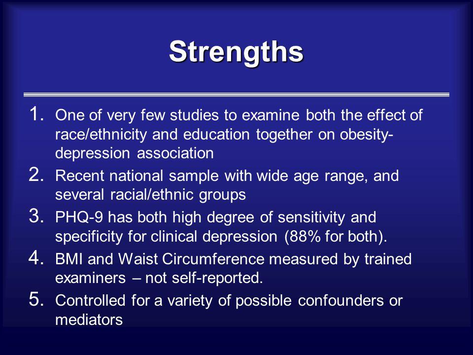 Strengths 1.