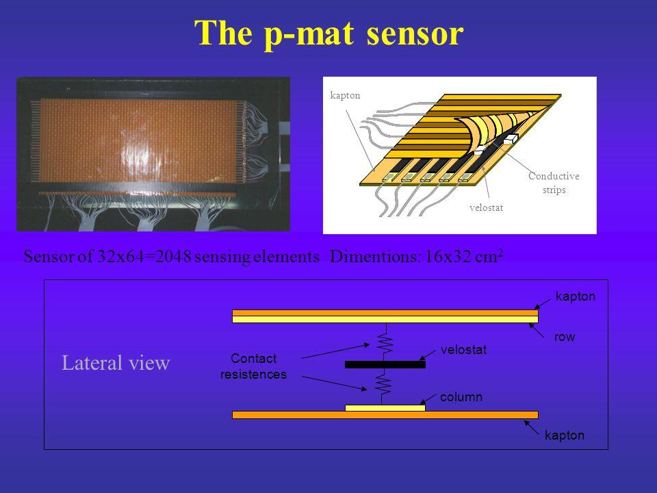 The new p-mat sensor