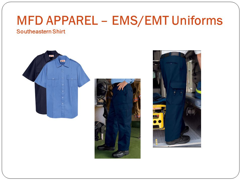 MFD APPAREL – EMS/EMT Uniforms Southeastern Shirt
