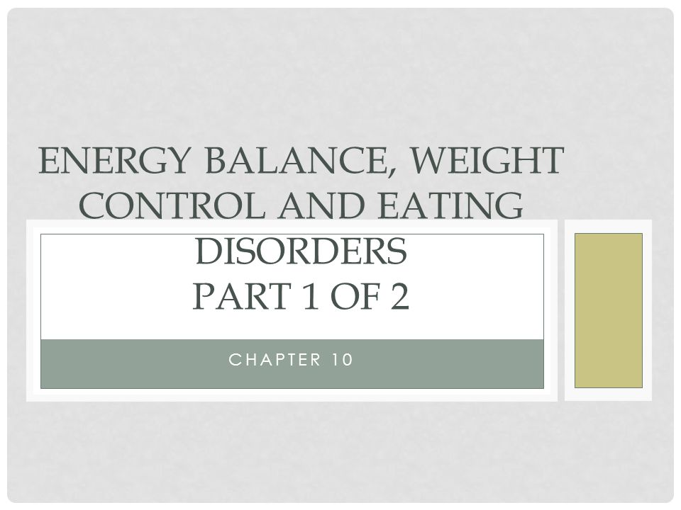 LEARNING OUTCOMES Describe the many factors that have resulted in an increase in obesity in the US What is energy balance and what are the components of energy balance.