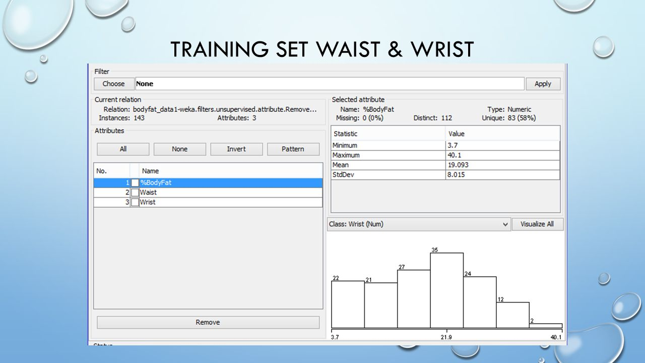 TRAINING SET WAIST & WRIST