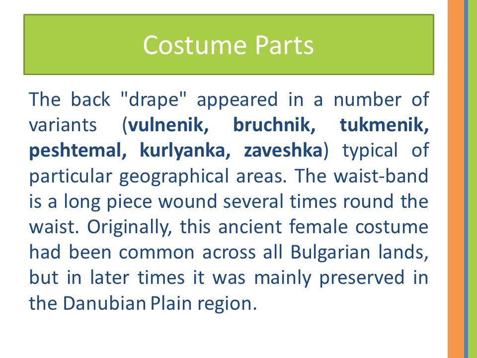 Soukman Dress The soukman dress was the most widely spread female costume.