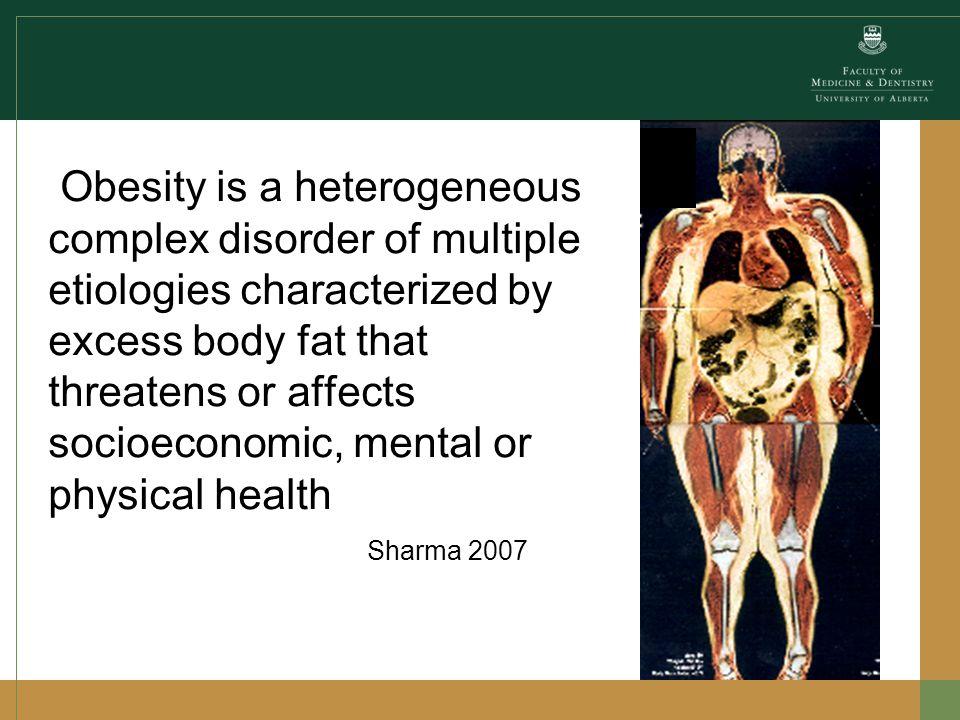 Assess BMI and Waist Circumference Obesity Stage (EOSS)
