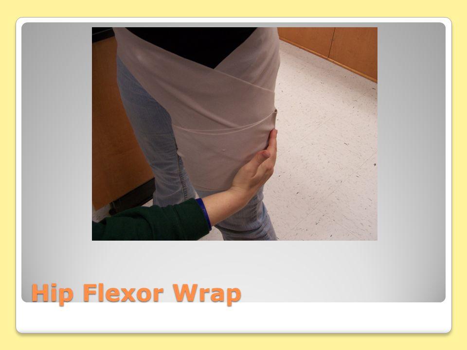 Hip Flexor Wrap