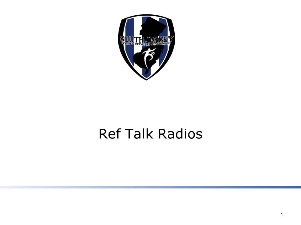 Ref Talk Radios 1
