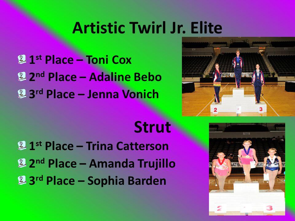 Artistic Twirl Jr.
