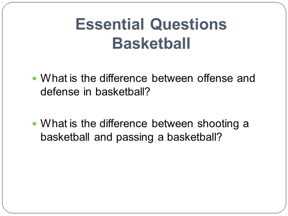 HISTORY James Naismith was the Canadian physical education instructor who invented basketball in 1891.