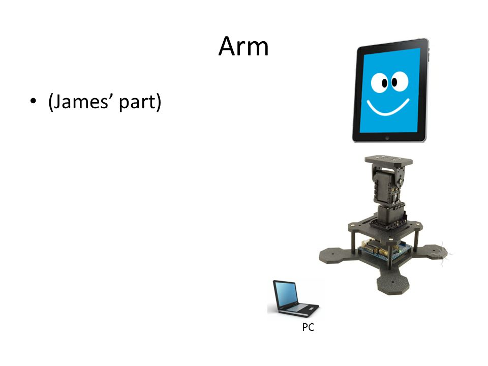 Arm (James' part) PC