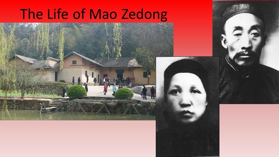 The Life of Mao Zedong
