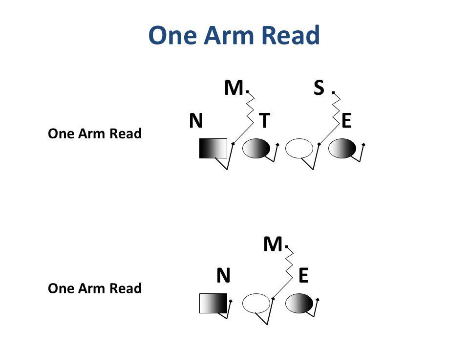 NET MS One Arm Read NE M