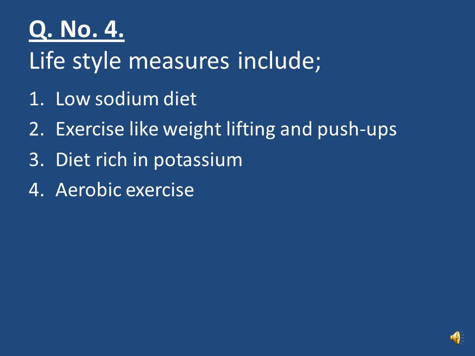 Q.No. 4.