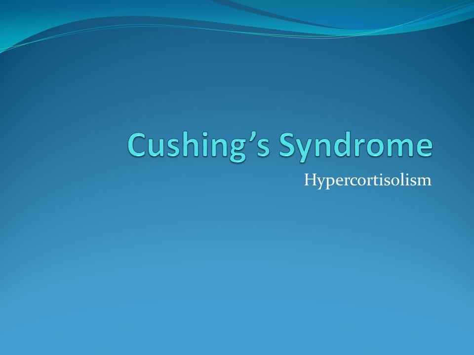 Hypercortisolism
