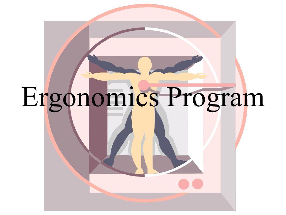 Ergonomics Program