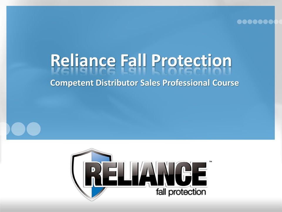 Competent Distributor Sales Professional Course