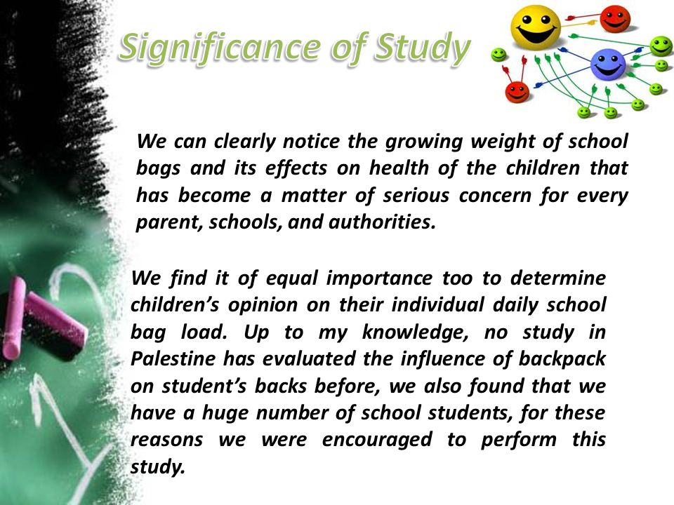 We can clearly notice the growing weight of school bags and its effects on health of the children that has become a matter of serious concern for ever