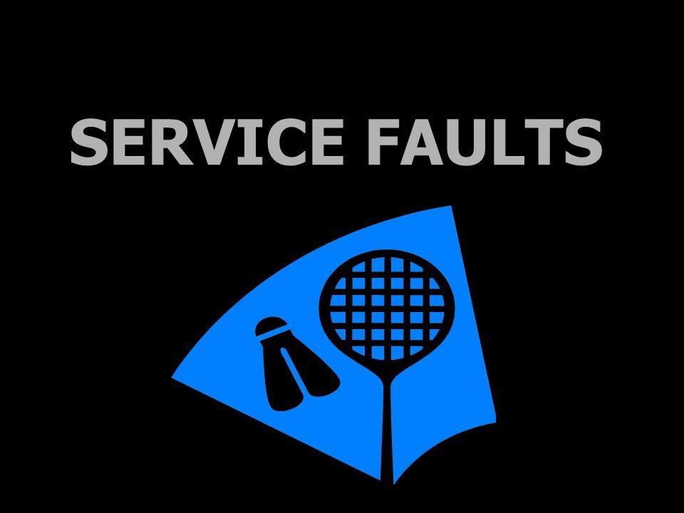 SERVICE FAULTS