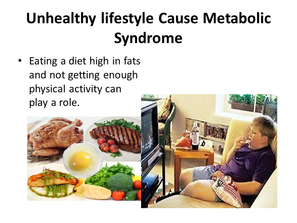 Hormonal imbalance Cause Metabolic Syndrome Hormones play a role.