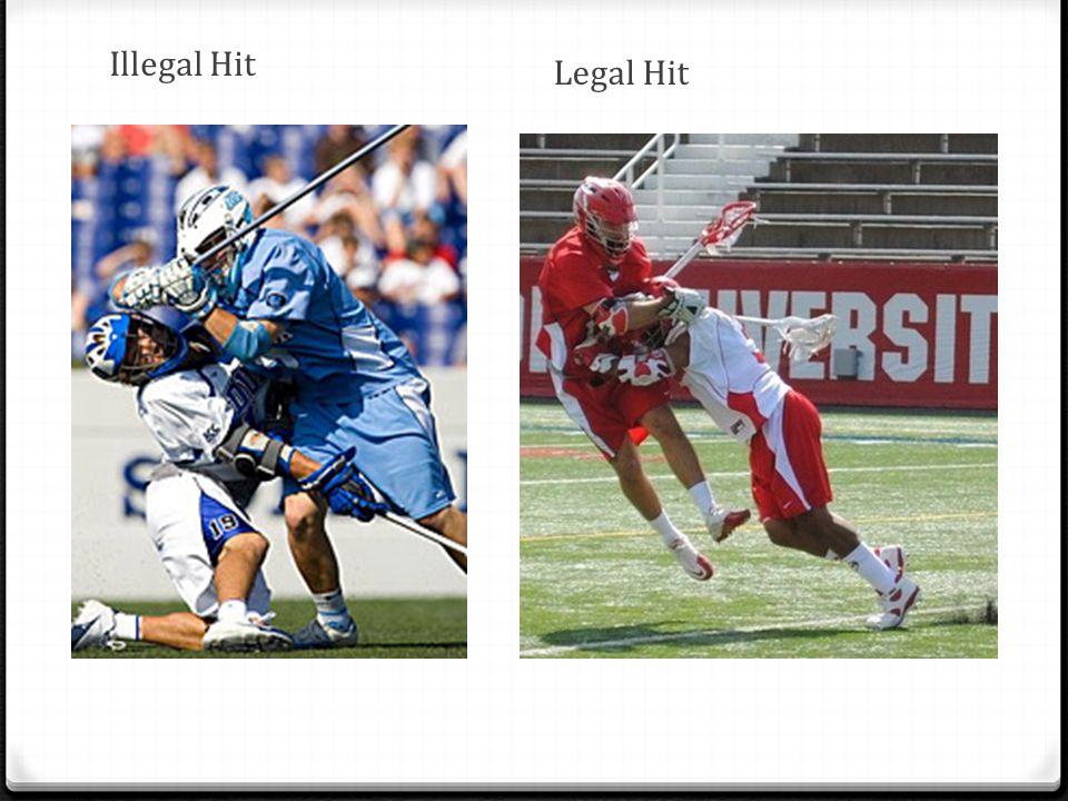 Illegal Hit Legal Hit