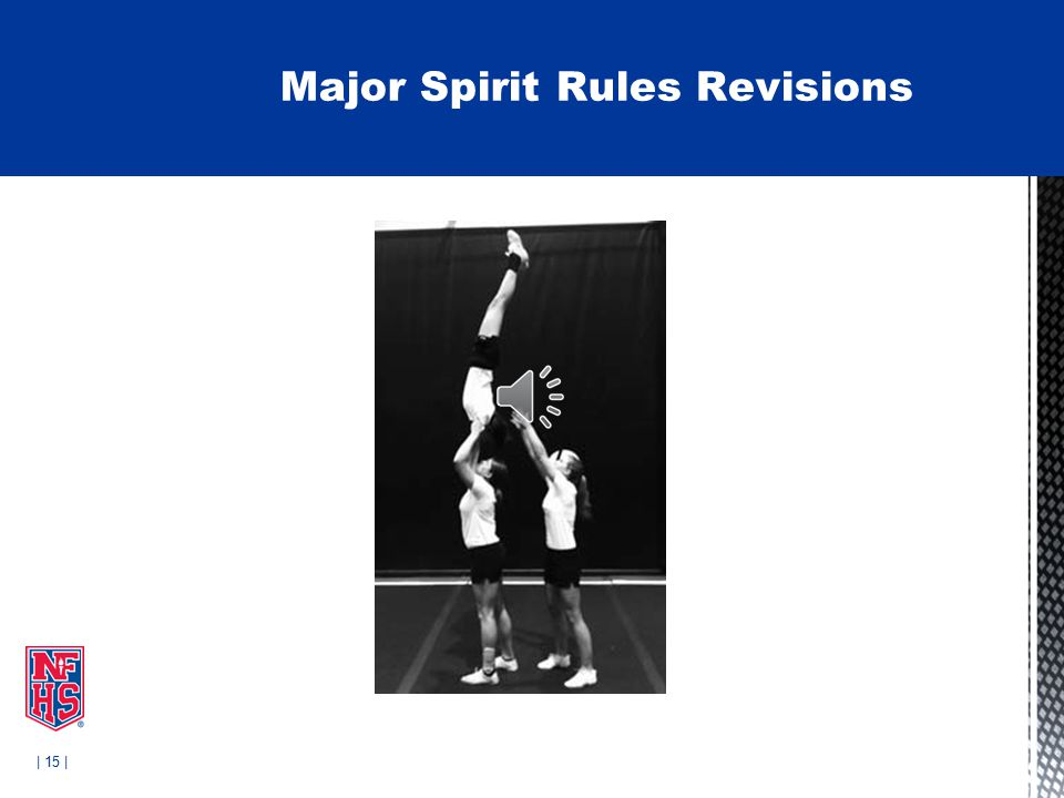| 15 | Rule 2-5-2 b Legal Major Spirit Rules Revisions