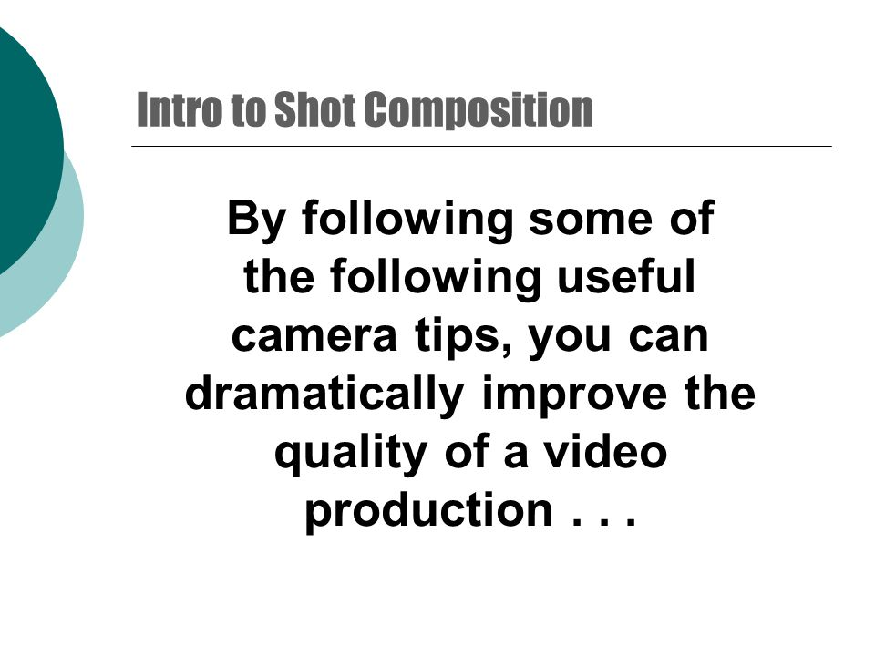 Introduction to Video Communications: Working With Video Cameras TGJ 2OI Bluevale Collegiate 5a Introduction to Video Communications.ppt