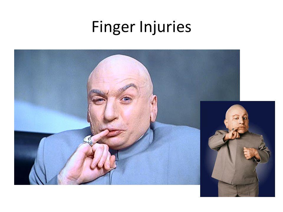 Finger Injuries