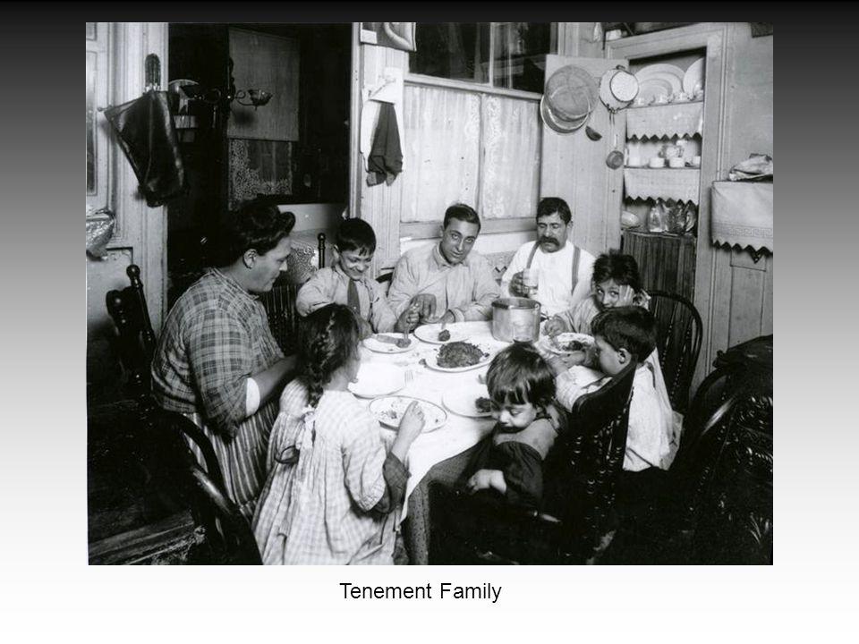 Tenement Family