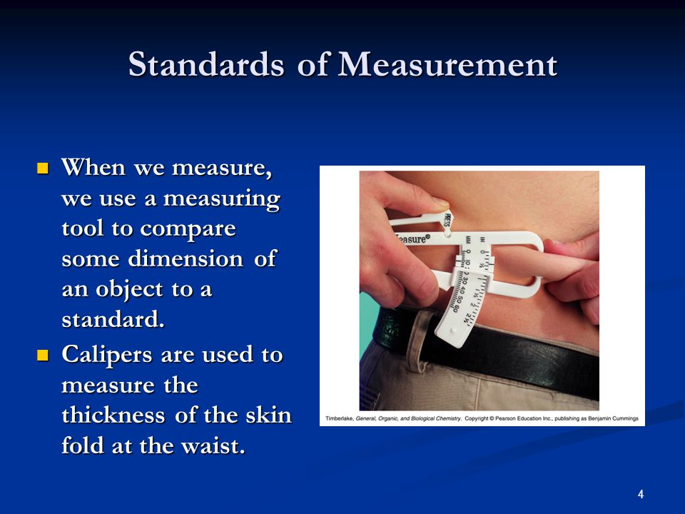 5 Stating a Measurement  In every measurement, a number is followed by a unit.