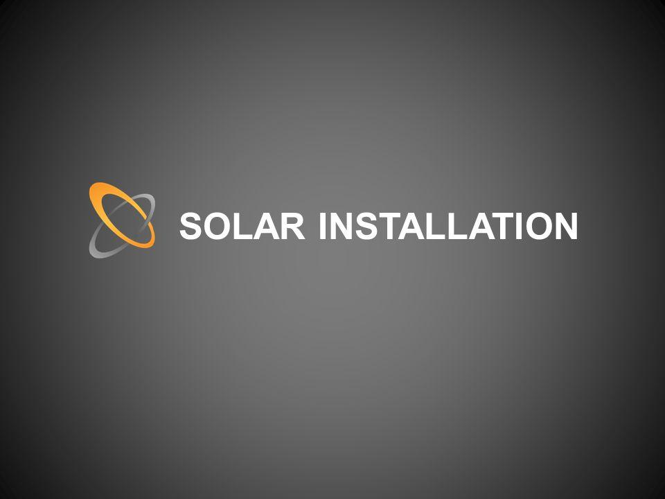 TRANSITION TITLE SOLAR INSTALLATION