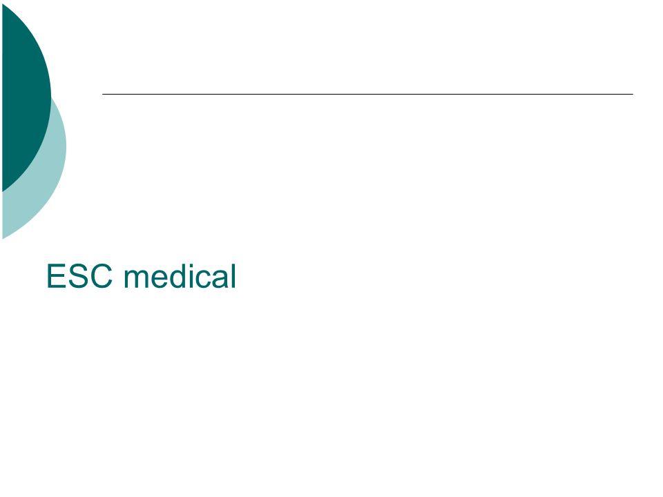 ESC medical
