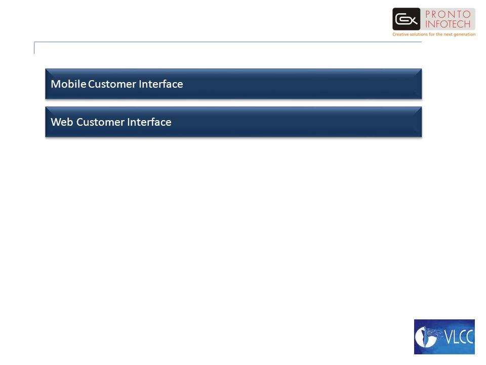 User ID Password One time customer login User ID provided by VLCC Customer Login