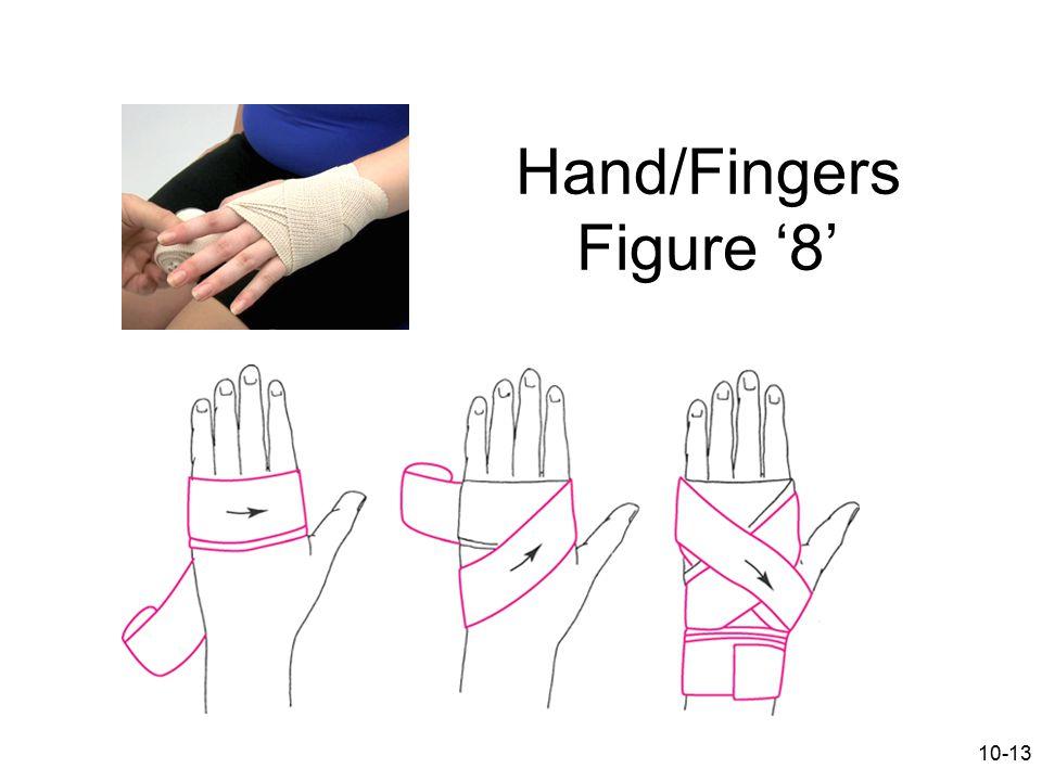 10-13 Hand/Fingers Figure '8'